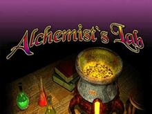 Классический слот Alchemist's Lab от Playtech в зале Вулкан Платинум