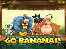 Вперед Бананы - слот с графическим движком от Netent